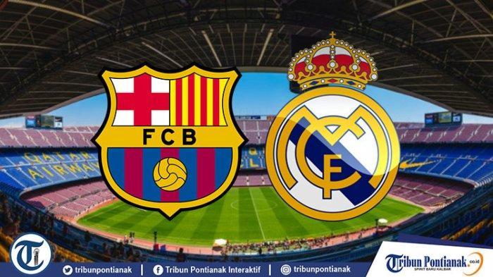 Prediksi El Clasico Real Madrid vs Barcelona di Semifinal Copa del Rey, Barca Dalam Tekanan