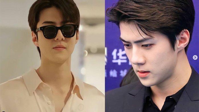 Sehun EXO Si Tampan yang Tampak Cemas Sebelum Tampil di Panggung, Kenapa?