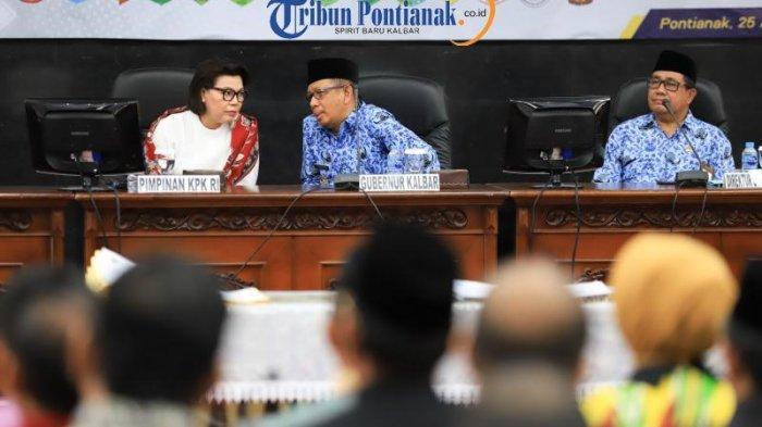 Kalbar 24 Jam - Pejuang Demokrasi Gugur, Kisah Audrey, hingga Sutarmidji di Depan Pimpinan KPK