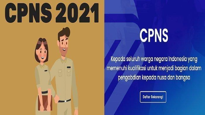 BATAS Pendaftaran CPNS Ketapang 2021, Cek Jadwal Seleksi CPNS Ketapang