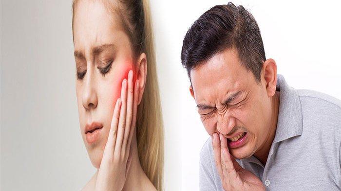 BAWANG dan Bahan - Bahan Dapur Ini Ampuh Hilangkan Sakit Gigi, Tak Perlu Minum Obat