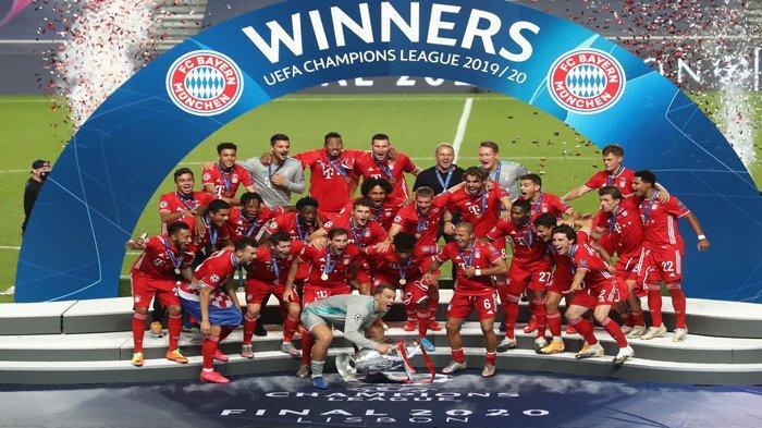 JADWAL Liga Champion Bayern Munchen Vs PSG Berubah! Lebih Cepat dari Laga Sebelumnya, Live SCTV
