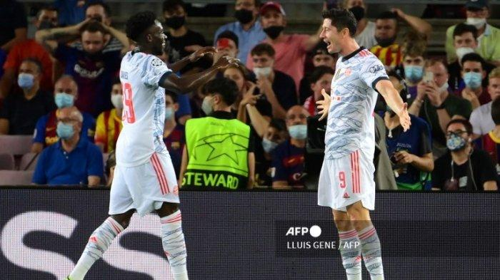Top Skor Liga Champions 2021-2022: Lewandowski Kalahkan Cristiano Ronaldo