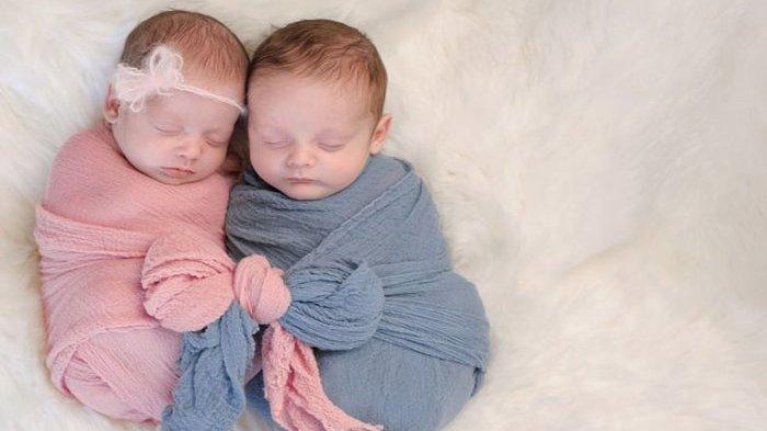 ILUSTRASI - Bayi Kembar Ini Bikin Dokter Menjerit, Orangtuanya Menangis Saat Kedua Bayi Dilahirkan