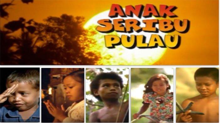 Tugas Belajar di TVRI Hari Ini 6 Juni 2020 - Anak Seribu Pulau Hingga Blok M Epicentrum Musik 80-an