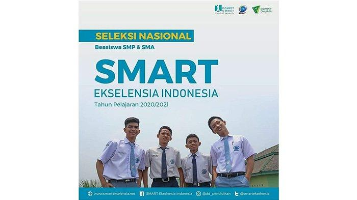 Pendaftaran Seleksi Nasional Beasiswa Smart Ekselensia Kembali Dibuka, Keislaman dan Kepemimpinan