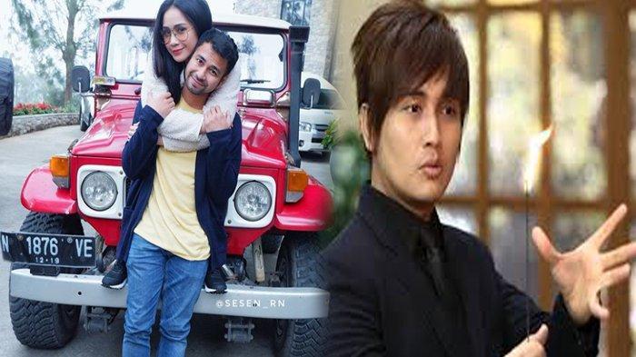 Raffi Ahmad & Nagita Alami Rentetan Musibah, Denny Darko Singgung Makhlus Halus & Peringatan Tuhan