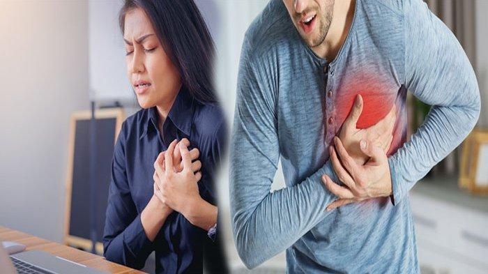 BEDA Dengan Pria, Perempuan Alami Gejala Penyakit Jantung Seperti Ini
