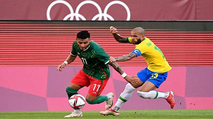 HASIL AKHIR Brasil vs Meksiko Olimpiade Tokyo 2021 Hari Ini Brasil Lolos Final Olimpiade ?