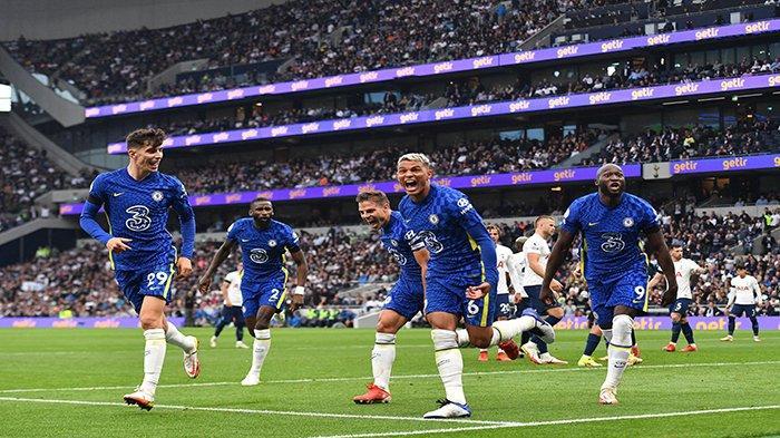 Klasemen Liga Inggris: Persaingan Chelsea, Liverpool dan Manchester United