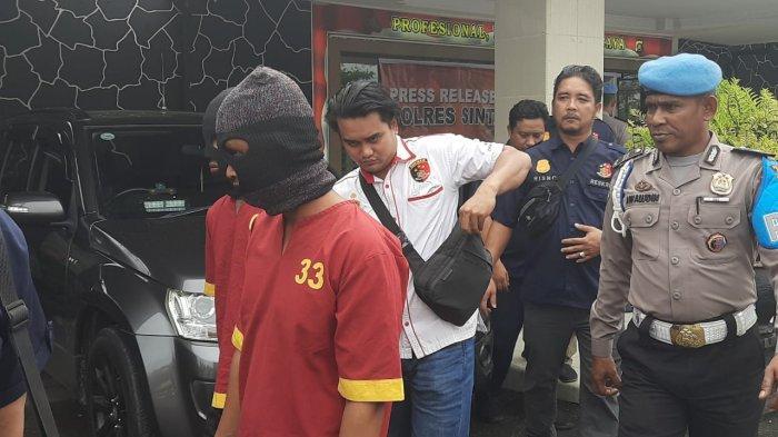 Hanya Bermodal Kunci T, Komplotan Pencuri Gasak 13 Unit Sepeda Motor di Sintang
