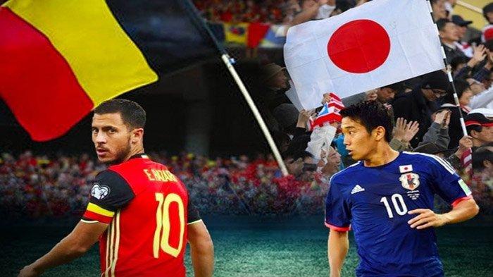 Fakta Menarik Kemenangan Dramatis Belgia dari Jepang! Comeback Istimewa