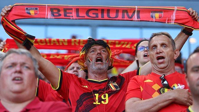 UPDATE SCORE Portugal Vs Belgia & Hasil Euro Belgia Vs Portugal, Belgia Vs Italia di Babak 8 Besar