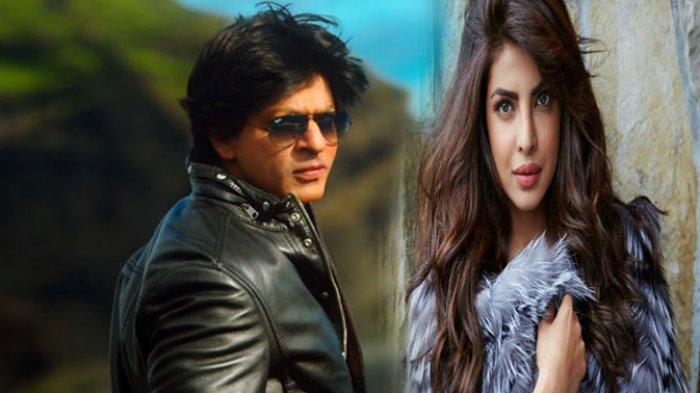 Benda Ini Bukti  Perselingkuhan Shah Rukh Khan, Priyanka Chopra Bikin Pernyataan Mengejutkan