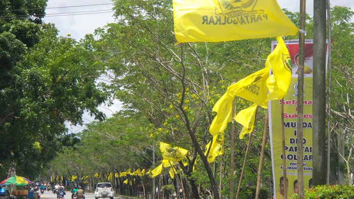 7 DPD Golkar di Kalbar Bersiap Musda, Daerah Mana Saja?