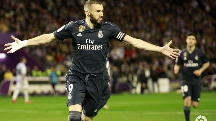 SEDANG BERLANGSUNG, Link Live Streaming Real Madrid vs Atletico - Adu Tajam Benzema vs Morata