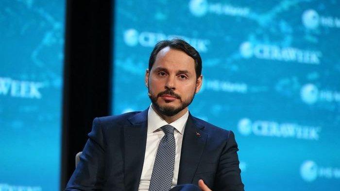 Berat Albayrak, Menteri Keuangan Turki Yang Juga Menantu Erdogan Sedang Jadi Sorotan