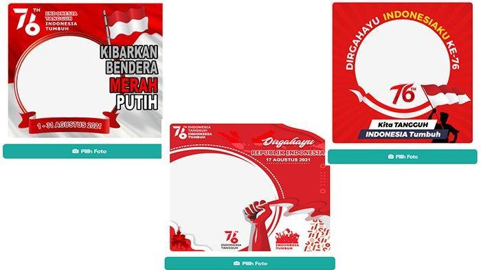 Cara Mudah Membuat Link Twibbon PeringataanHUT Kemerdekaan Republik Indonesia ke-76