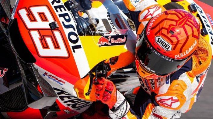 BERITA MotoGP Terbaru 2021 Jadwal Race MotoGp Jerez, Marc Marquez Optimis Juara MotoGP Spanyol 2021