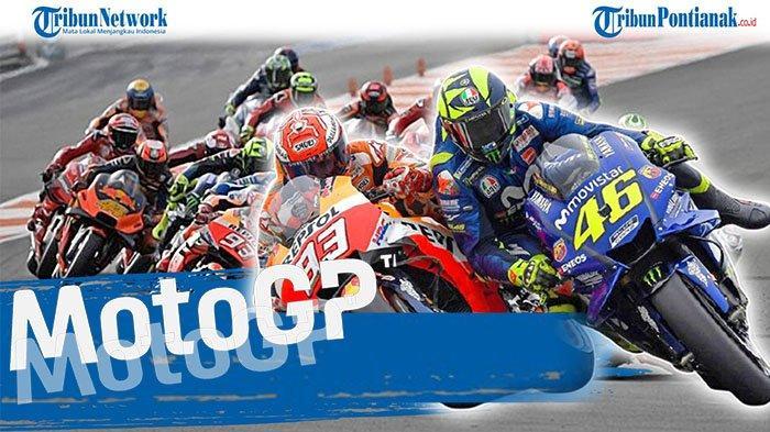 JADWAL MotoGP Eropa Sabtu 7 November 2020 - Live FP3, FP4 & Link Hasil Kualifikasi GP Eropa Valencia