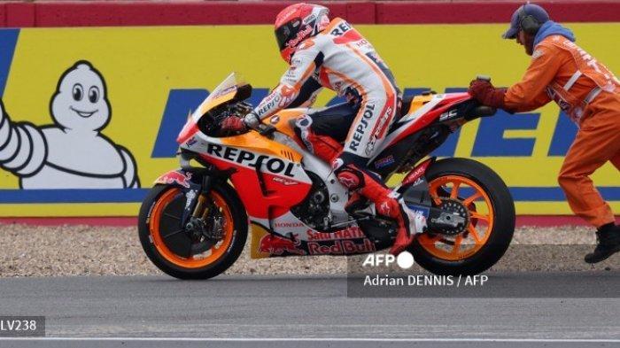 BERITA TERBARU MotoGP 2021 Update, Seteru Marc Marquez Vs Jorge Martin Jelang GP Aragon 2021