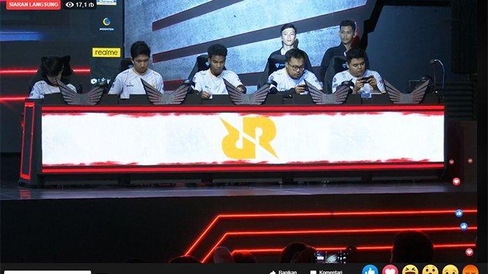 BERLANGSUNG! Live Streaming MPL Season 5 - Aura Vs RRQ dan ONIC Vs Geek Fam, Misi RRQ ke Puncak