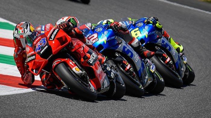 HASIL MotoGP Catalunya Hari Ini FP3 FP4 dan Kualifikasi di Link Live MotoGP Catalunya 2021