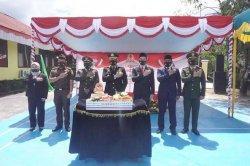 Polres Kapuas Hulu Gelar Syukuran di HUT ke-75 Bhayangkara