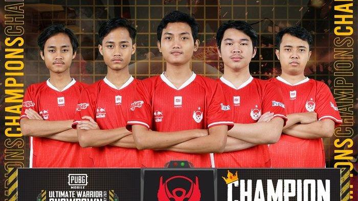 Bigetron Red Aliens Juara PUBG Mobile Asia Invitational 2021, Boyong Hadiah Rp 390 Juta