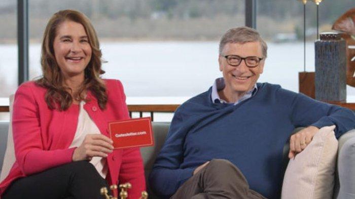 Cerita Cinta Bill Gates dan Melinda Gates yang Berakhir Perceraian Setelah 27 Tahun