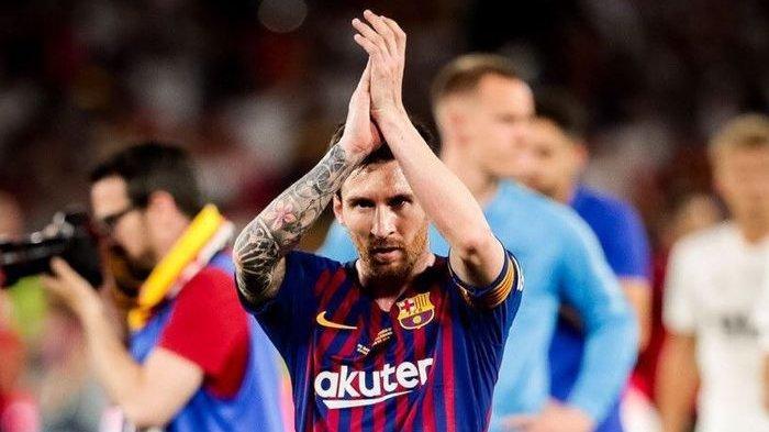 Sedang Berlangsung, LIVE STREAMING Levante vs Barcelona - Trio Lionel Messi, Suarez dan Griezmann