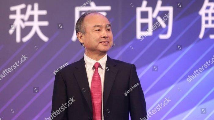 Biodata Masayoshi Son CEO Softbank, Pria Jepang Ditunjuk Jadi Dewan Pengarah Ibukota Baru di Kaltim