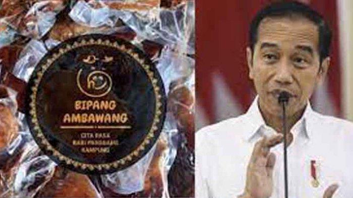 Bipang Ambawang Bangga Disebut Presiden Jokowi, Posting Video Jokowi Sebut Bipang di Akun Instagram