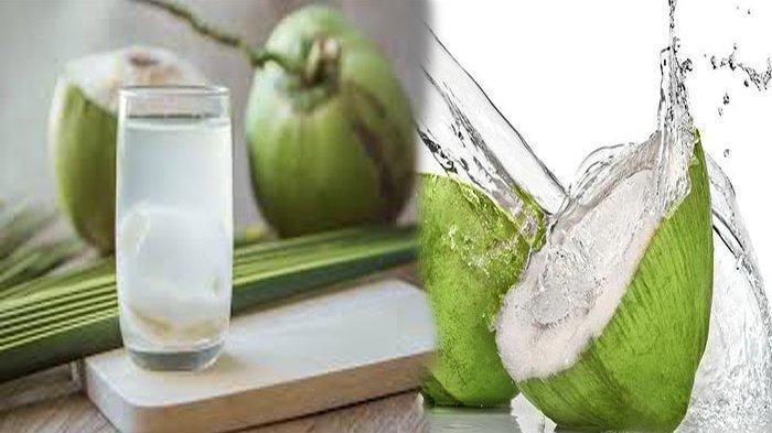 BISA Cerahkan Wajah Hingga Bersihkan Jerawat, Cuci Muka dengan Air Kelapa
