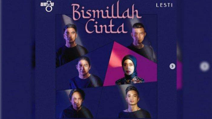Download MP3 Bismillah Cinta Ungu Feat Lesti Kejora, Single Religi Sambut Ramadhan 1442 H