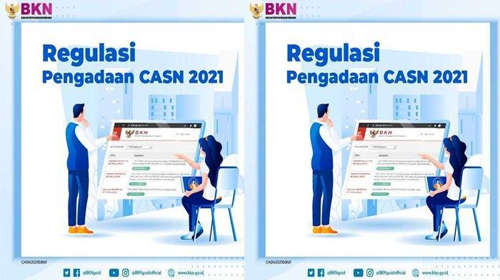 bkn.go.id Regulasi, Regulasi BKN Telah Keluar, Ini Info Pembukaan CPNS 2021