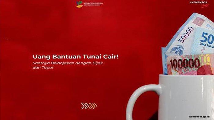 BLT 300 Ribu Bulan Maret Kapan Cair ? Cek Jadwal Penerimaan Bansos DTKS Kemensos go id 2021