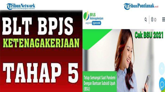 BLT BPJS Tahap 5 Kapan Cair? Cek Status Calon Penerima Tahap 5 Lewat HP