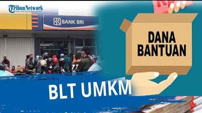 E FORM BRI UMKM 2021 Tahap 3, Cek Daftar Penerima Banpres UMKM September & Pencairan BPUM PNM Mekar