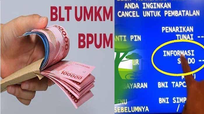 BLT UMKM Tahap 2 Rp 1,2 Juta Cair hingga Bulan Ini, Cek Link Banpresbpum.id dan Eform.bri.co.id/bpum