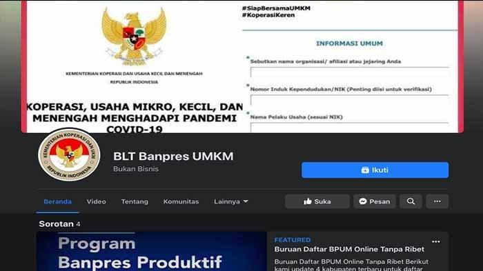 BLT UMKM Tahap 3 Cair? Cek Rekening BRI Login eform.bri.co.id/bpum & Rekening BNI Cara Cek Lolos BLT