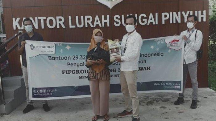 FIFGROUP Telah Salurkan Rp 23,853 Miliar Dalam Bentuk Sembako Sebanyak 115.197 Paket Selama Pandemi