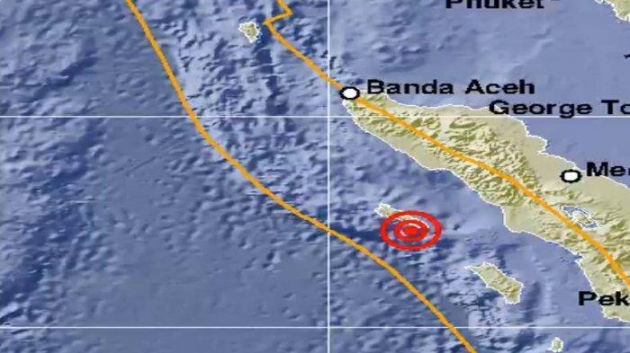 Gempa Bumi Magnitudo 6,4 Guncang Aceh, BMKG: Tak Berpotensi Tsunami