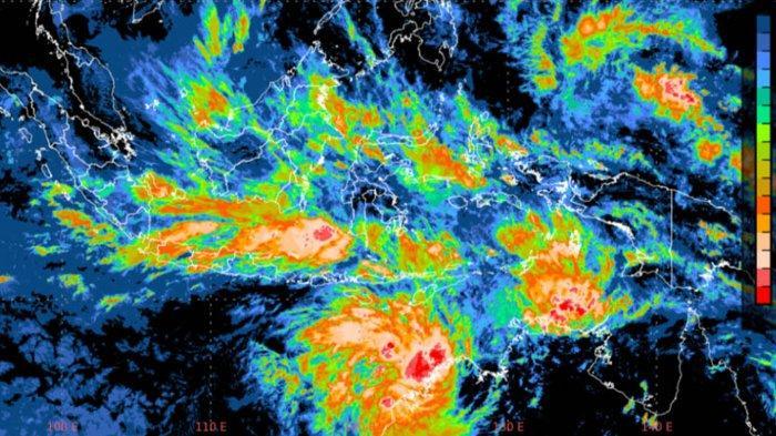 BMKG: Cuaca Ekstrem Berpotensi Terjadi di Indonesia Termasuk Kalbar Hingga 12 Januari 2020