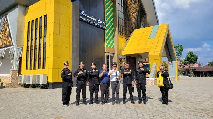 Berkunjung ke UPB, Barisan Pemuda Melayu Diajak Sosialisasikan 4 Pilar Kebangsaan