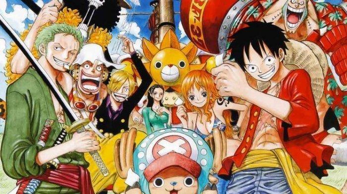 Link Baca One Piece 1005 Sub Indo & Baca One Piece 1005 English ! Robin & Brook Hadapi Black Maria