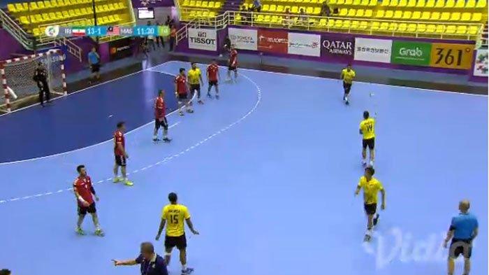 Tim Bola Tangan Kalbar Lakoni Laga Hidup Mati di Kualifikasi Pra PON