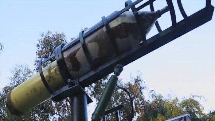 HEBATNYA Roket Al-Qassim Milik Sayap Militer Jihad Islam Palestina yang Gempur Pasukan Israel