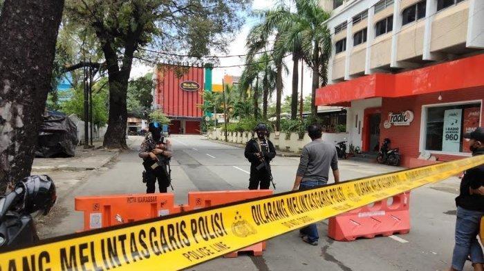 KONDISI 10 Korban Ledakan Bom! Kapolda Sulsel Pastikan Ledakan di Luar Gereja Katedral Makassar