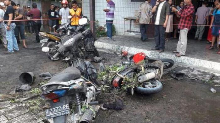 Kisah Samuel Tulung Menangkap Pelaku Bom Molotov di Samarinda